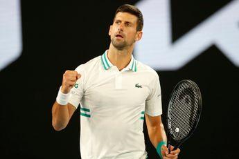 ATP Rankings Update: No changes after Davis Cup week, Djokovic still ahead of Medvedev