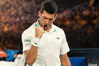 ATP Rankings Update: No major changes after Laver Cup weekend with Djokovic still on top