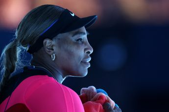 """""""Serena should never be ruled out"""" - WTA president backs Williams to win another Major"""