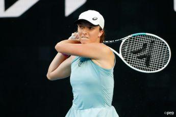 Iga Swiatek and Elina Svitolina crash out of Indian Wells