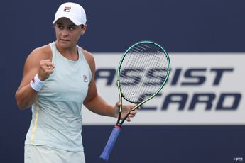 """Barty reflects on season following loss to Rogers - """"You can't win every match you play"""""""