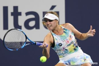 Kenin latest player missing 2021 US Open after positive COVID-19 test