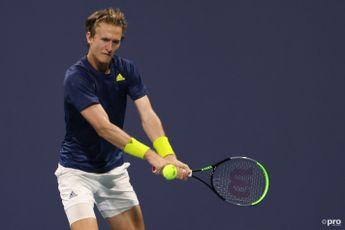 Sebastian Korda sets new career-high ranking with breakthrough into Top 40