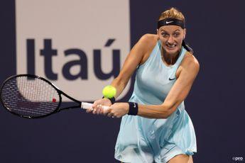 Petra Kvitova survives against Anastasia Potapova in Ostrava
