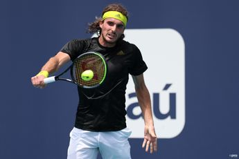 """""""Very sad to see it be this way"""" says Tsitsipas about being denied a bathroom break"""
