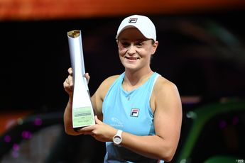 """""""No certainties in tennis, just about playing as best you can"""" says Barty after another triumph"""