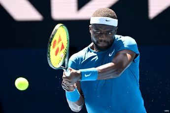 """""""I wasn't going to leave without winning"""" - Determined Tiafoe reflects on victory over Rublev"""