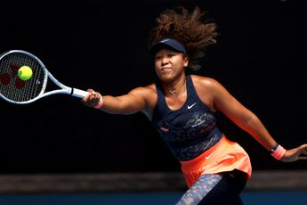 Naomi Osaka drops out of the WTA Top 10 for the first time in three years