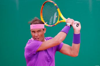 'Rafael Nadal lost two matches, but he will bounce back,' said David Goffin