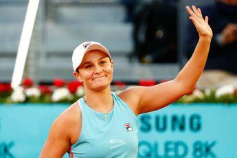 Ashleigh Barty wins 2021 Western & Southern Open Cincinnati