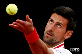 ATP Rankings Update: Djokovic holds No. 1 firmly ahead of US Open start today