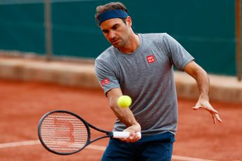 """Leonardo Mayer recalls rejecting an invitation to train with Federer - """"I didn't want to suffer"""""""