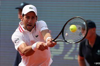 """I will play Paris, Turin and Davis Cup"" says Novak Djokovic on upcoming schedule"