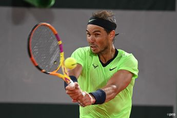 """""""I am disappointed that Rafa does not play at Wimbledon"""" - Wilander on Nadal's decision to skip the Grand Slam event"""