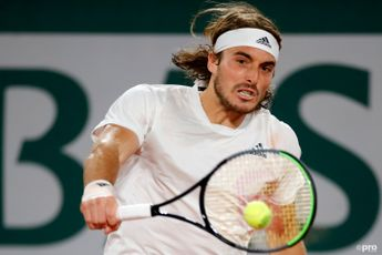 """""""Laver Cup, period."""" says Tsitsipas naming the event as his favourite"""