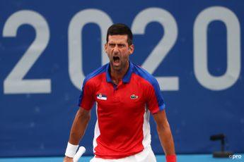 Djokovic, Medvedev headline nominations for 2021 Davis Cup Finals