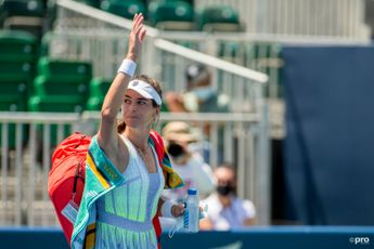 Ajla Tomljanovic admits to succumbing to pressure early in her career
