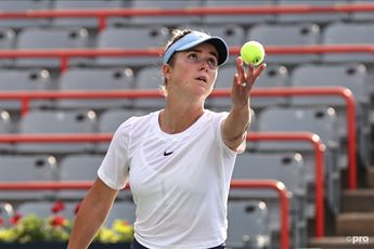 Osorio Serrano claims first top 10 win by dumping out Svitolina at Tenerife Ladies Open