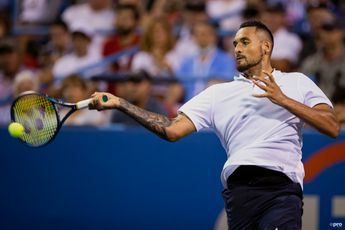 """""""Not everyone needs to be Federer"""" - Kyrgios' Davis cup teammate comes to the Australian's defense"""