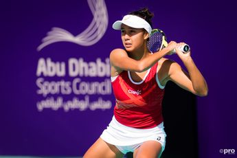 Leylah Fernandez will not represent Canada at the Billie Jean King Cup