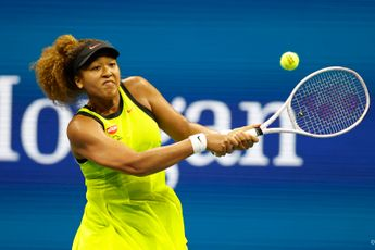 WTA Rankings Update: Osaka drops out of top 10 as Muguruza and Sakkari rise