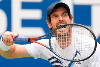 2021 European Open Antwerp Draw including Murray v Tiafoe