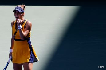 """""""I'd play on the moon"""" says Belinda Bencic about WTA Finals"""