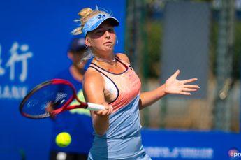 Clara Tauson wins 2021 Luxembourg Open against Jelena Ostapenko