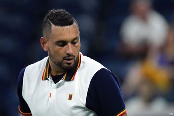 Police called to separate Kyrgios from model girlfriend after argument at hotel