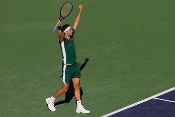 Dimitrov extends brilliant run in Indian Wells, takes down Hubert Hurkacz