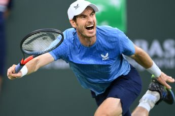 Andy Murray to drop to two-year ranking low after Indian Wells