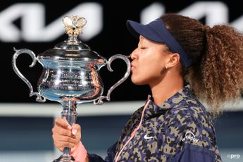 Osaka Itching for Tennis Return Ahead of Australian Open Defence