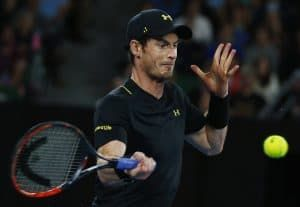 """""""Novak Djokovic is the best but Medvedev is right up there"""" says Andy Murray"""