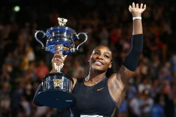 """""""I started playing because of her"""" - Osaka credits Serena Williams as inspiration for several female players"""