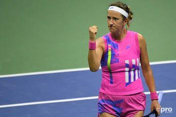 Azarenka powers past Pegula to reach semifinals at Indian Wells