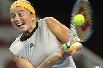 Ostapenko, Siniakova, Garcia among Ostrava Open wild card recipients