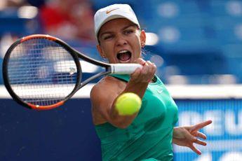 Simona Halep shines against Kudermetova in Moscow