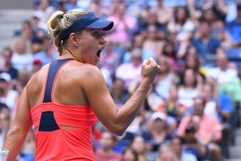 Angelique Kerber advances to Western & Southern Open semifinal after Kvitova retires