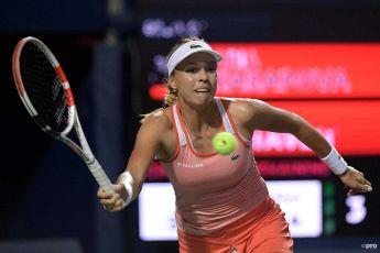 Anett Kontaveit sets up Ostrava Open final against Maria Sakkari