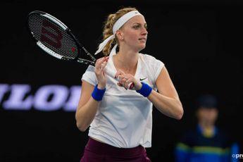 Kvitová races through to third round at Indian Wells, Keys falls to Pavlyuchenkova