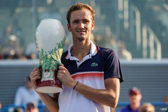 Daniil Medvedev wins National Bank Open Toronto over Opelka