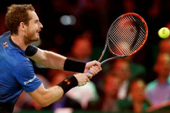 """""""Mentally I was poor"""" says Andy Murray after loss to Schwartzman"""