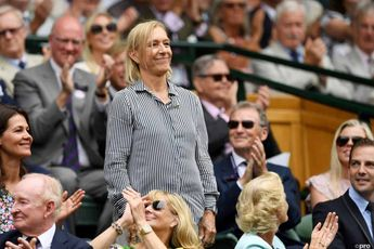 Martina Navratilova reveals what impressed her the most about the career of Serena Williams