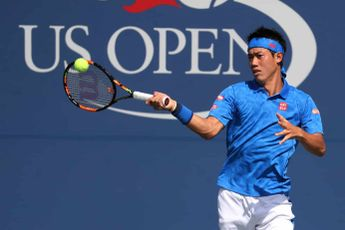 """""""He's a top-class player """" says Nadal about Kei Nishikori"""