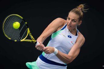 Pliskova and Anisimova cruise to BNP Paribas Open Indian Wells R3