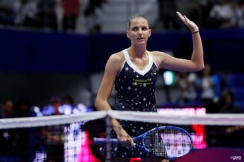 """""""The schedule is too demanding"""" says Pliskova declining to play at Billie Jean King Cup"""