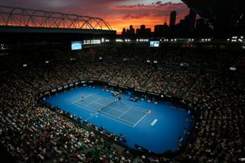 Tennis Australia notifies WTA Players' Council of provisional rules for the 2022 Australian Open