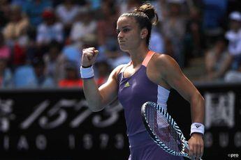 WTA Race to Guadalajara: Sakkari and Swiatek rise coming close to official qualification