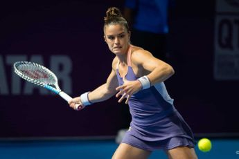 Sakkari and Bencic cruise to the 2nd week of the US Open