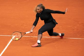 """""""Her family comes first"""" - Patrick Mouratoglou believes Serena Williams has had a slight change in mindset"""